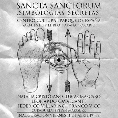 flyer sancta sanctorum 1