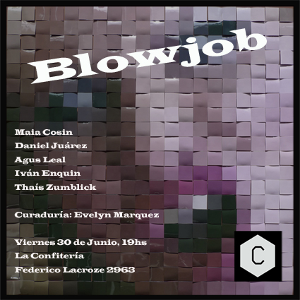 flyer blowjob cuadrado